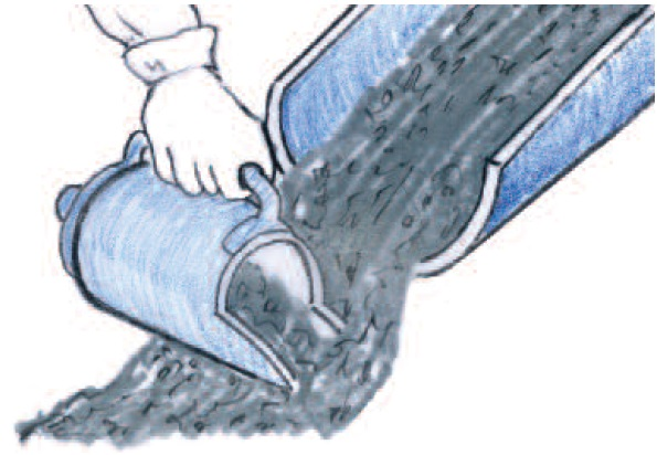 How To Do Sampling Of Fresh Concrete In The Field